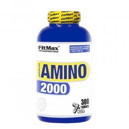 FitMax® AMINO 2000: 300 tabletek – Fitokracja