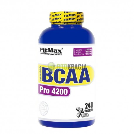 Bcaa Pro 4200 - 240tab