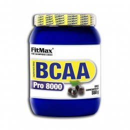 FitMax® BCAA Pro 8000 - 550 g