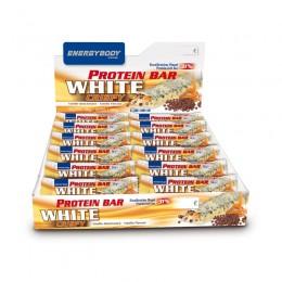 PROTEIN BAR white crispy - 24x 50g