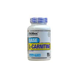 FitMax® BASE L-Carnitine – 90 Kaps.