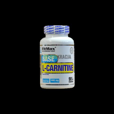 L-Carnitine BASE -90kaps