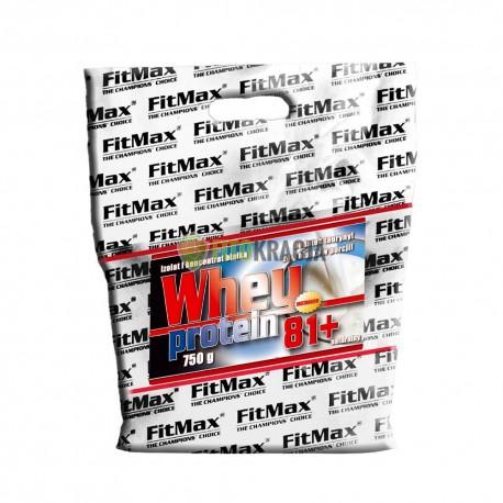 Whey Protein 81+ 750 g