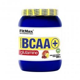 FitMax BCAA+Glutamina - 600 g