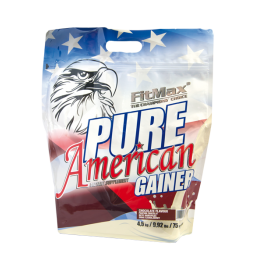 FitMax® PURE American Gainer 4,5 kg