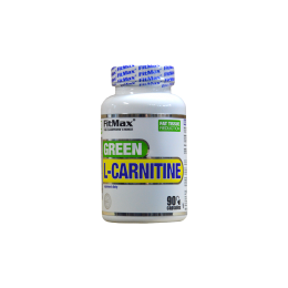 FitMax GREEN TEA L-Carnitine – 90 Kaps.