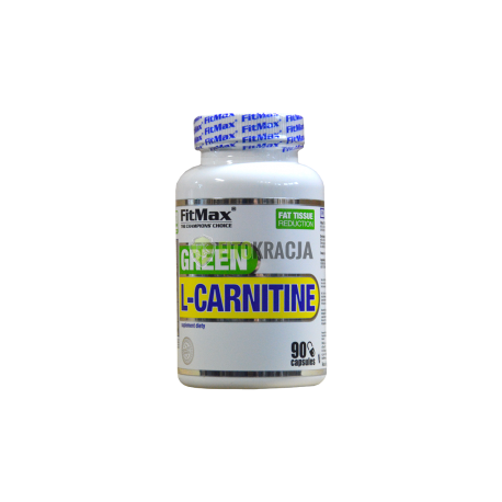 L-Carnitine GREEN COFFEE -60kaps