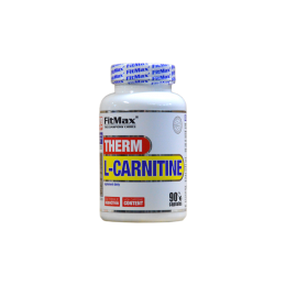 FitMax® THERM L-Carnitine – 90 Kaps.