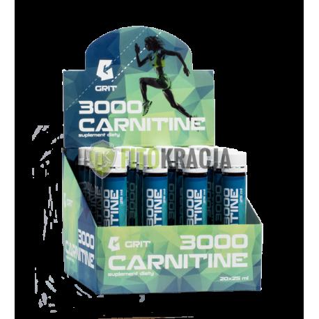 GRIT 3000 Carnitine