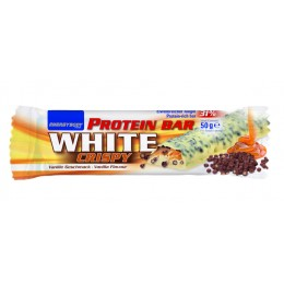 PROTEIN BAR white crispy - 50g