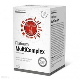 Platinum Multicomplex witaminy + minerały 30 kaps