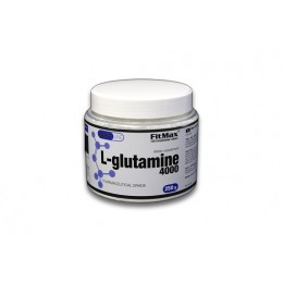 FitMax BASE L- Glutamine 4000 250 g