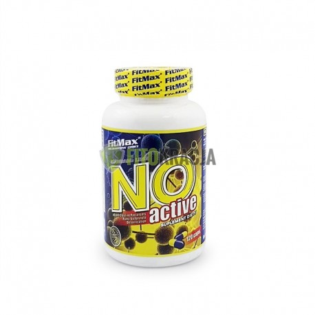 FitMax® NO ACTIVE – 120 Kaps. Booster