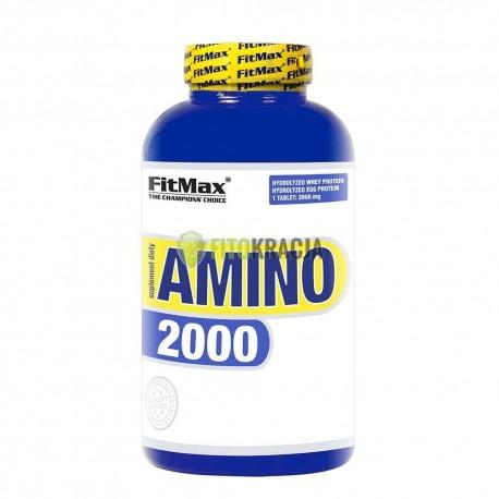 FitMax® AMINO 2000 - 150 Tab.