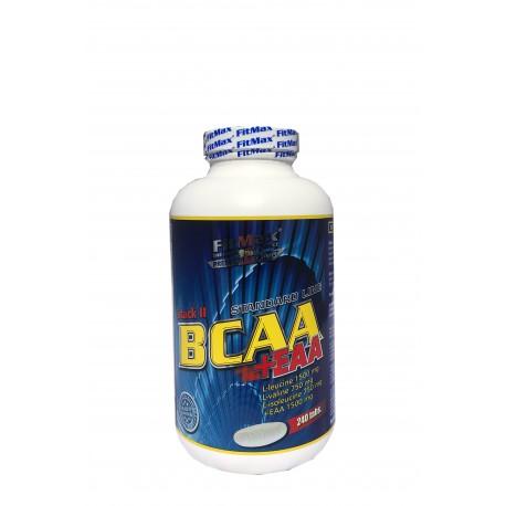 FitMax BCAA Stack II +EAA – 240TABL.