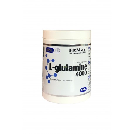 FitMax® Base L-Glutamine 4000 500 g