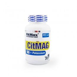 FitMax CitMAG B6 + Potassium - 45 Tab.