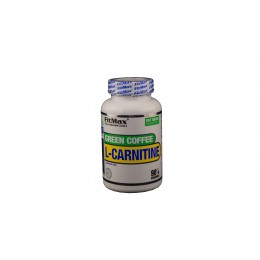 FitMax GREEN COFFEE L-Carnitine – 90 Kaps.