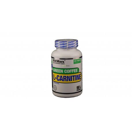L-Carnitine GREEN COFFEE -90kaps