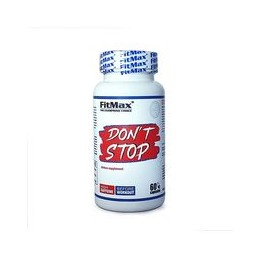 FitMax® DON'T STOP – 60 Kaps.